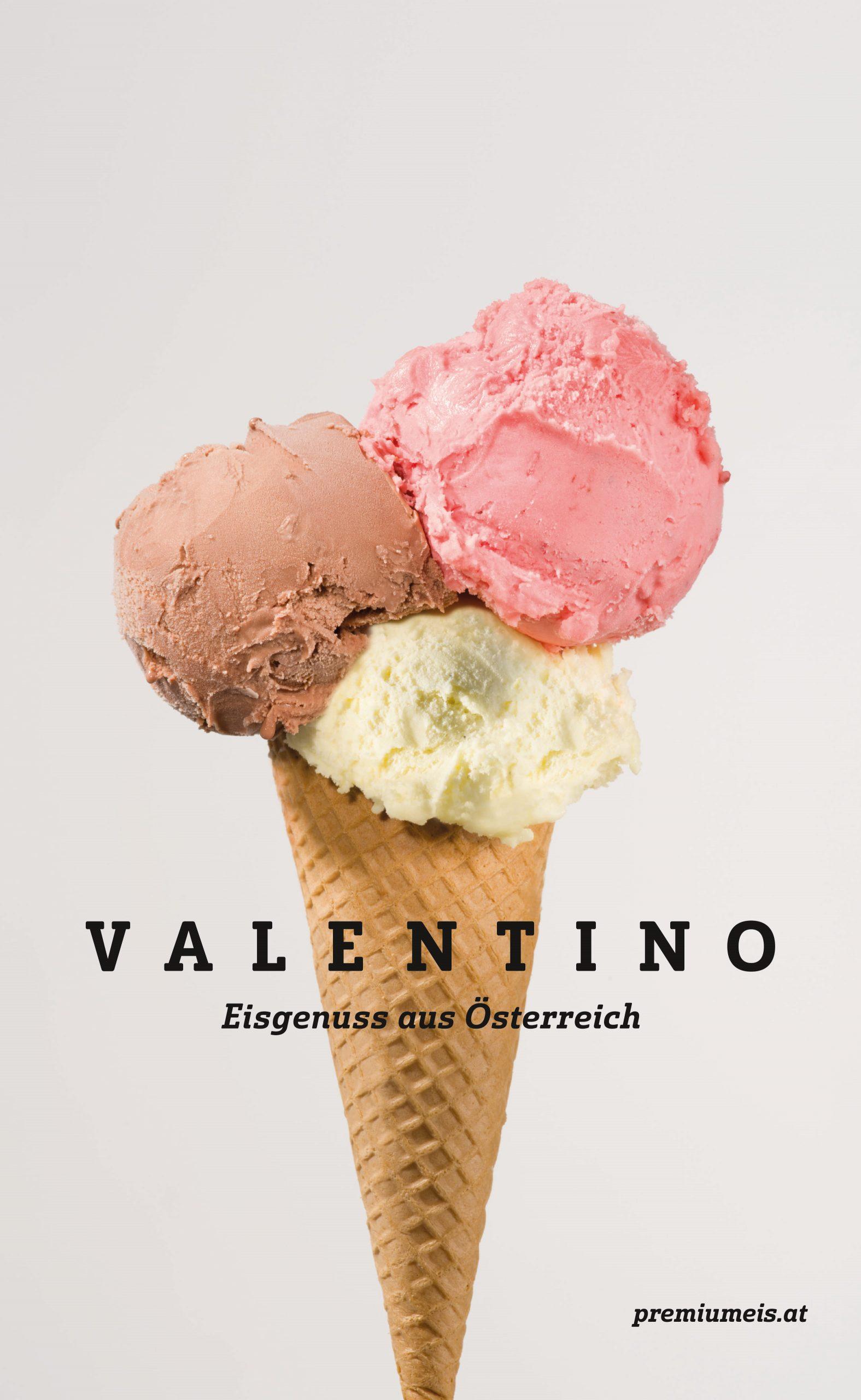 Premiumeis - Valentino Eisgenuss aus Österreich