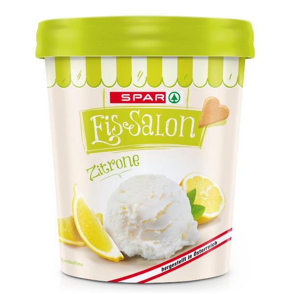 Spar Eis-Salon Zitrone