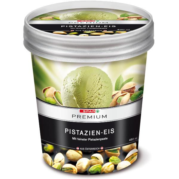 Spar Premium Pistazien Eis