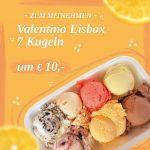 Valentino 7-Kugeln Eisboxen 2021