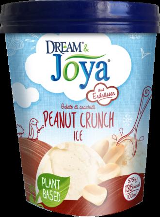 Veganes Dream Joya Eis Peanut Crunch